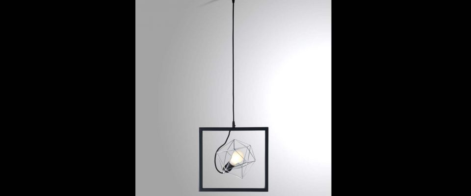 One light pendant lamp