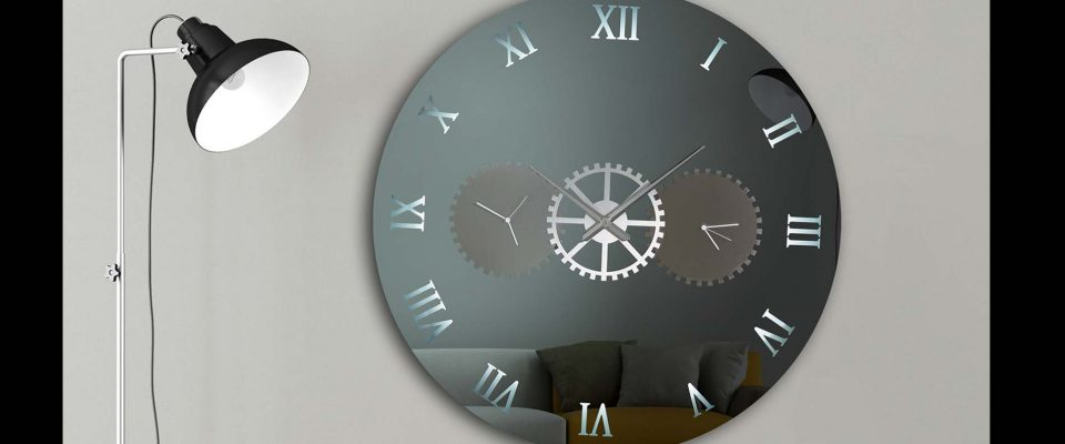 Mirror – Clock