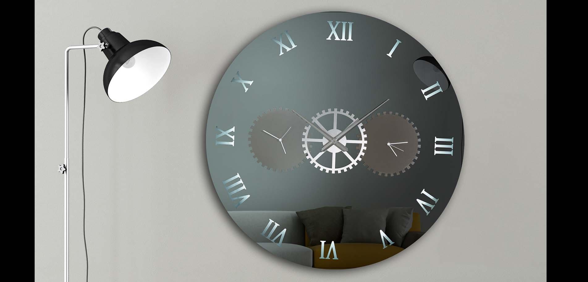 Ρολόι καθρέπτης