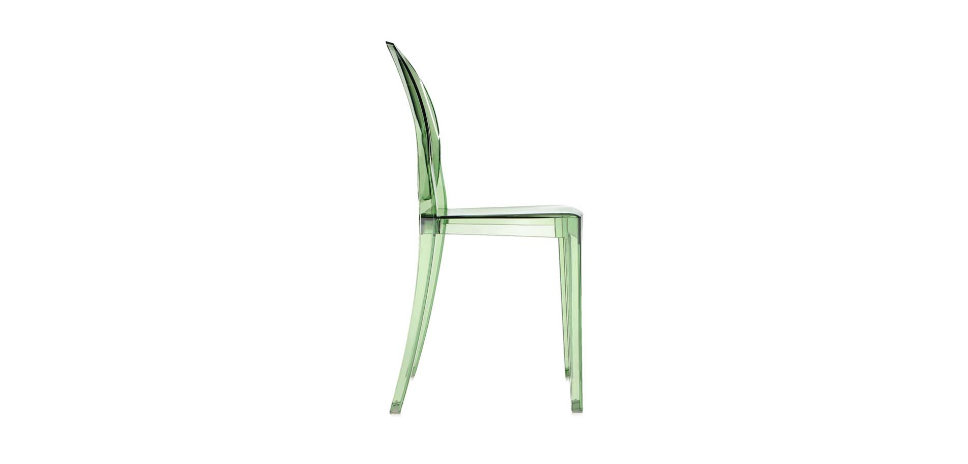 Victoria Ghost chair Kartell | Έπιπλο - Φωτιστικό - Μιχαλόπουλος