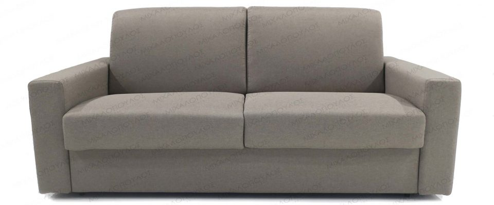 Sofa bed with mattress 140 x 190 cm