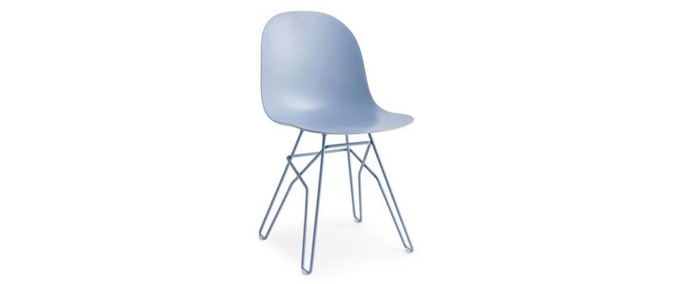 ACADEMY W44.5 καρέκλα της εταιρείας Connubia Calligaris