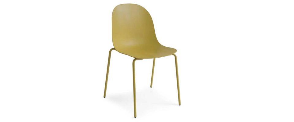 ACADEMY καρέκλα της εταιρείας Connubia Calligaris