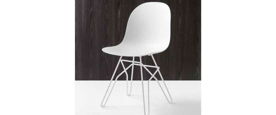 ACADEMY W44.5 Chair Connubia Calligaris