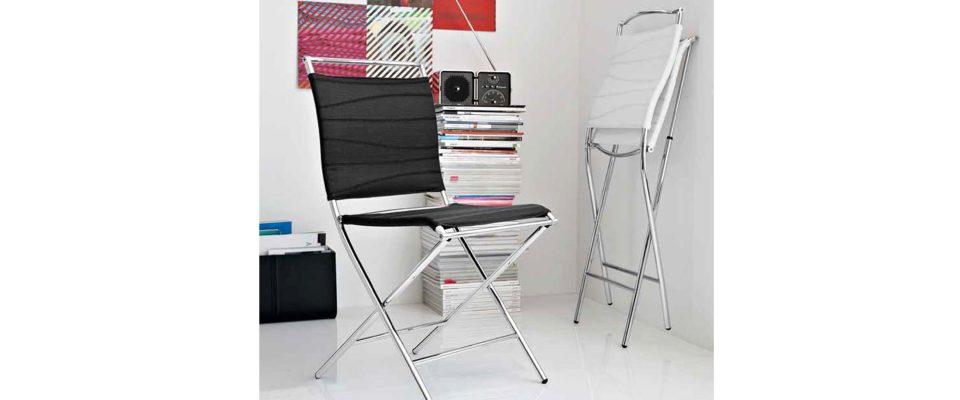 AIR Folding πτυσσόμενη καρέκλα της εταιρείας Connubia Calligaris