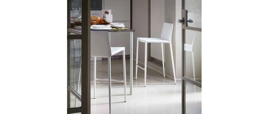 BOHEME Bar Stool της εταιρείας Connubia Calligaris