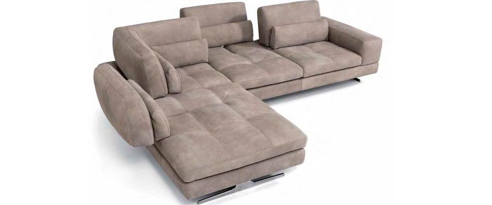 Δερμάτινος Καναπές