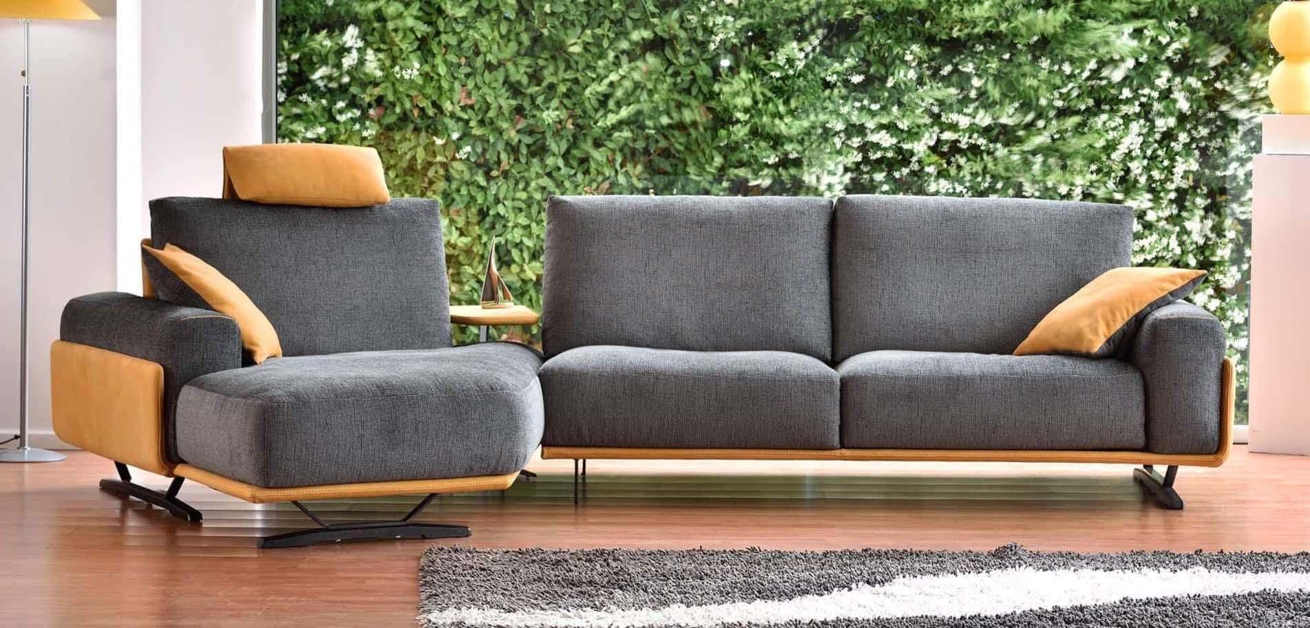 Μοντέρνος καναπές