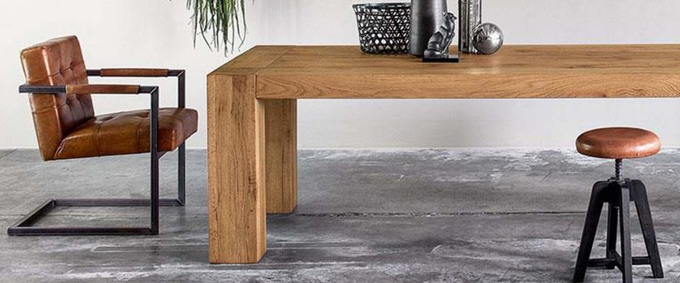 BROOKLYN table from DEVINA NAIS