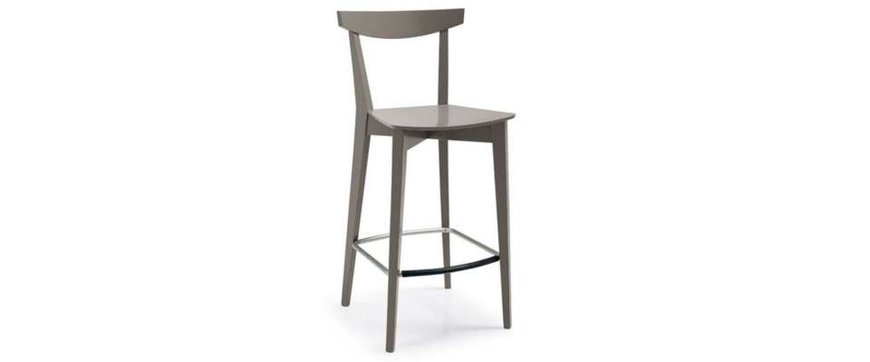 EVERGREEN Bar Stool by Connubia Calligaris
