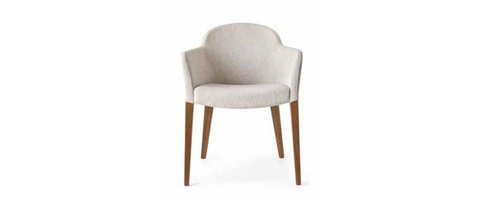 GOSSIP armchair of Connubia Calligaris