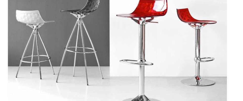 ICE Bar Stool by Connubia Calligaris