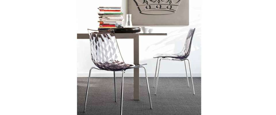 ICE Chair Connubia Calligaris