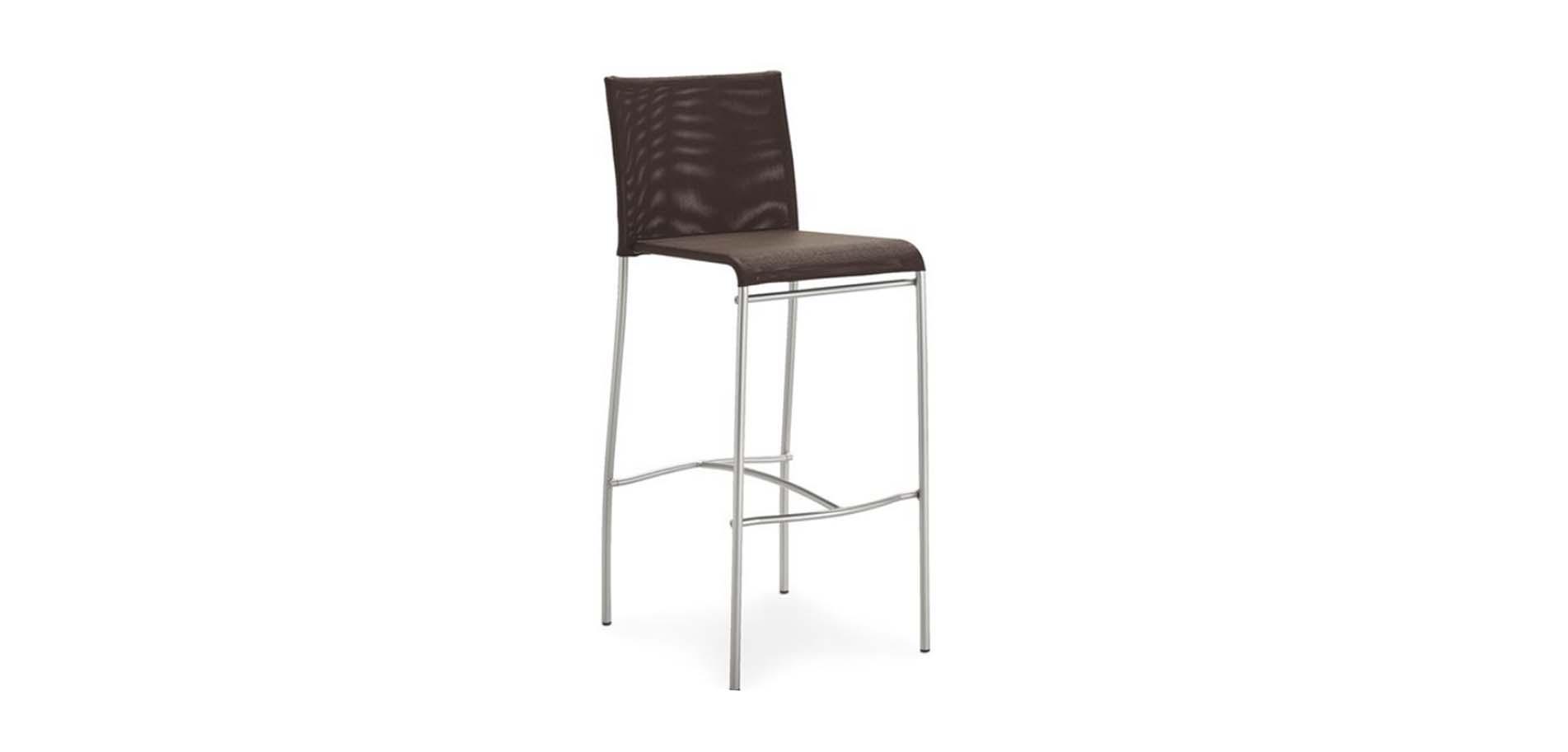 Μεταλλικό bar stool connubia