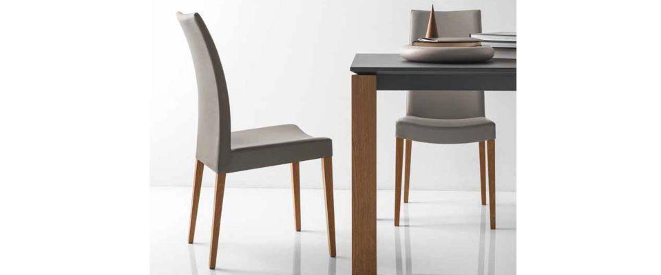 COMETA καρέκλα της εταιρείας Connubia Calligaris