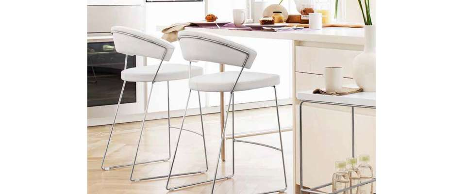 New York Bar Stool by Connubia Calligaris
