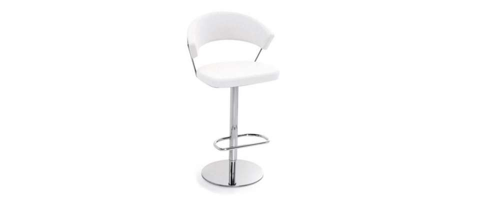 New York Rotating Bar Stool by Connubia Calligaris