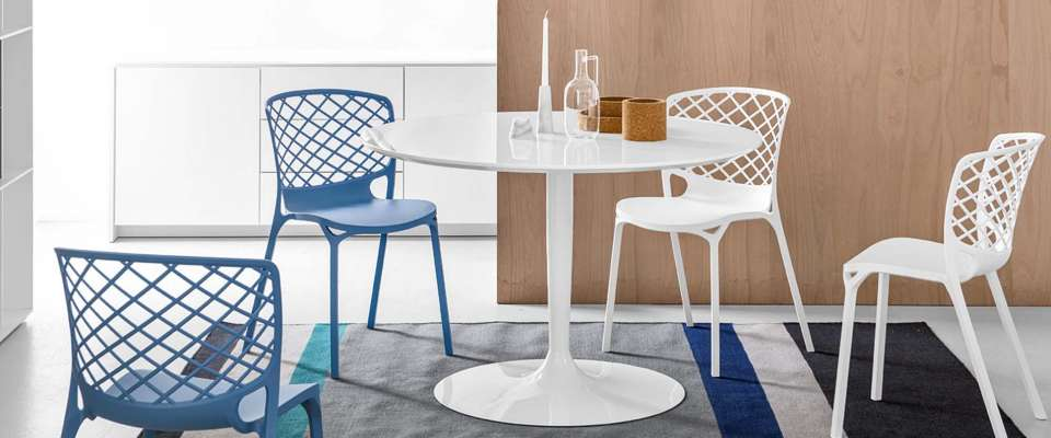 Planet τραπέζι της εταιρείας Connubia Calligaris