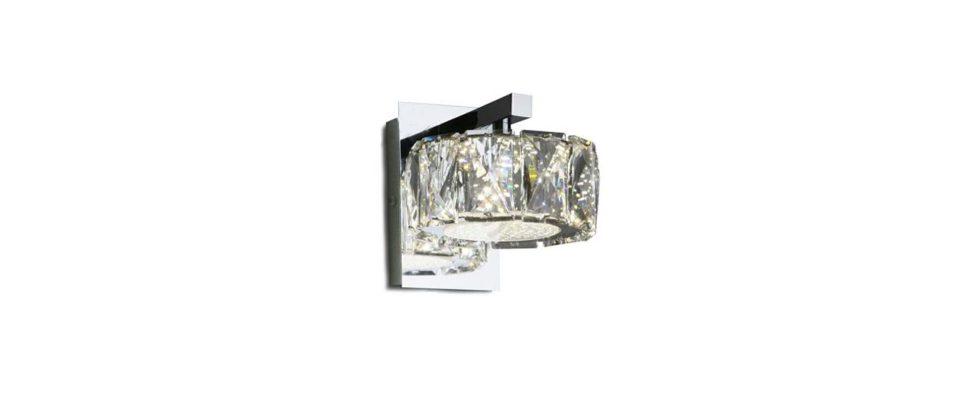 Μοντέρνα απλίκα τοίχου LED