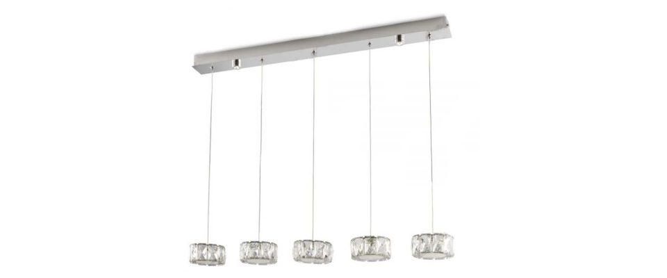 LED light rail type