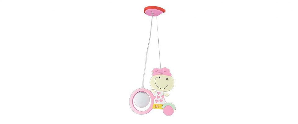 Child lamp for Girl