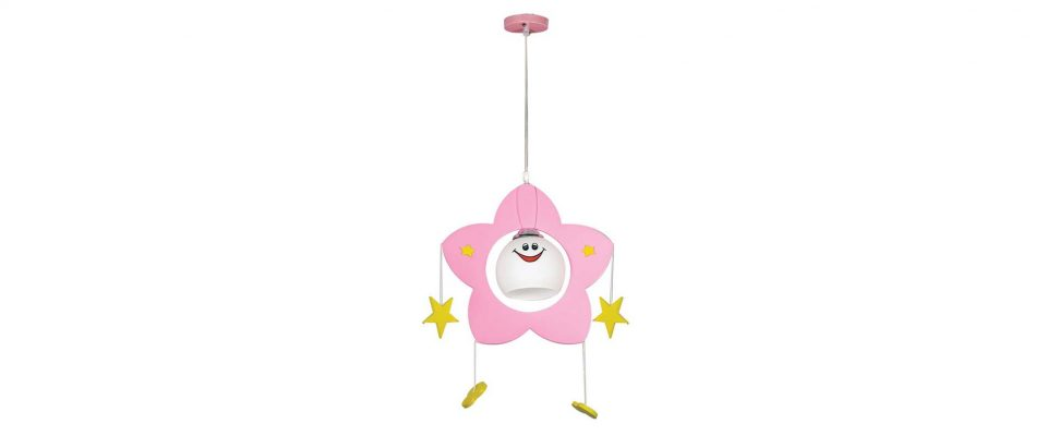 Kids lamp star