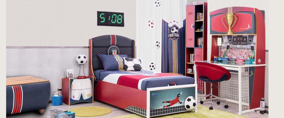 Παιδικό Κρεβάτι Football FO-1306