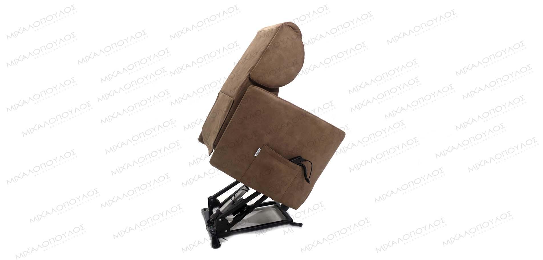 Πολυθρόνα με ηλεκτρικό μηχανισμό