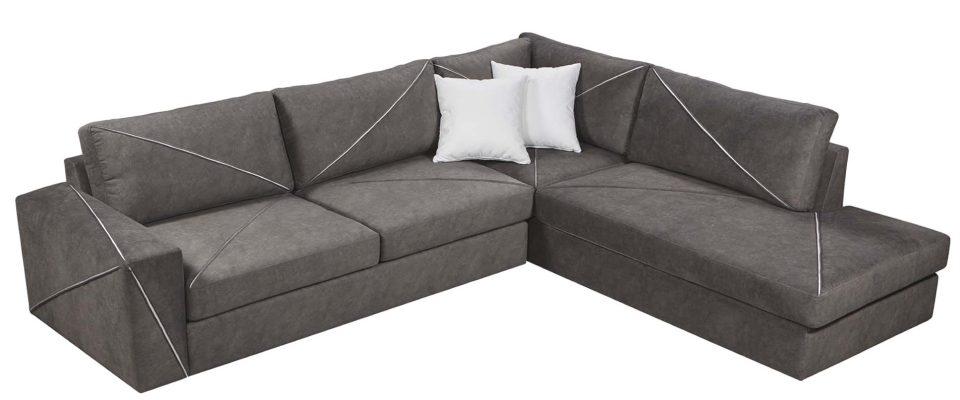 Modern corner sofa