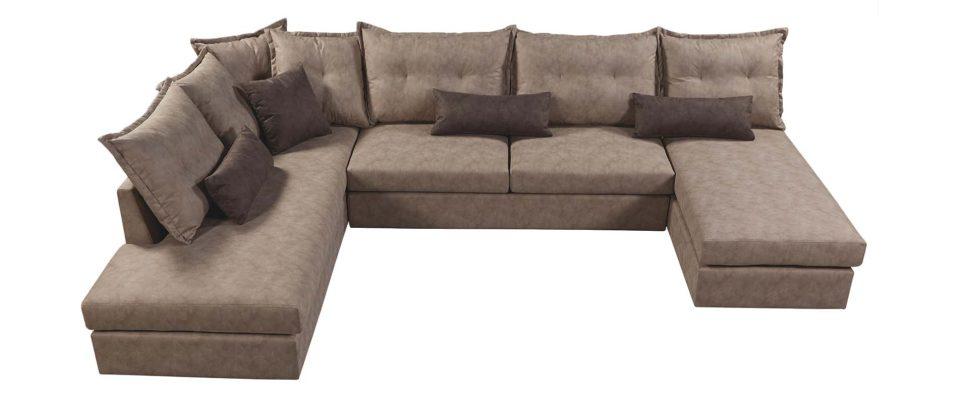 Polymorphic sofa