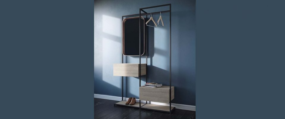 Modern entrance furniture