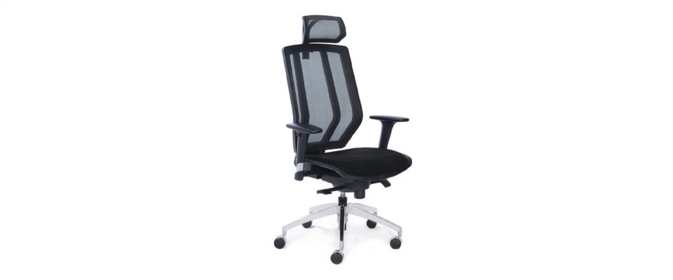 Office chair HYBRID MESH A