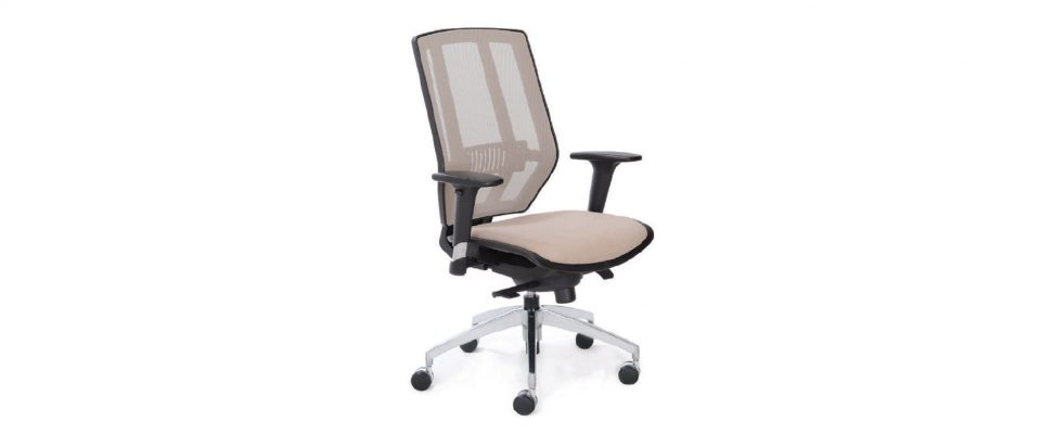 Office chair HYBRID MESH B