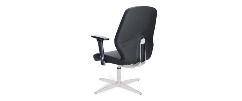 Καρέκλα Επισκέπτου STEEL