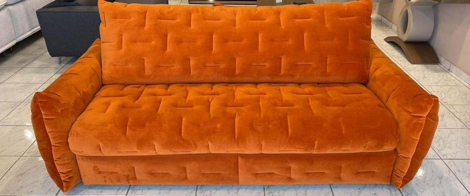 Καναπές κρεβάτι με αναδιπλώμενο μηχανισμό