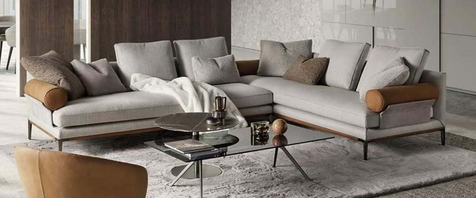 Γωνιακός καναπές